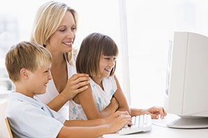 Computers and Online Games for early childhood education